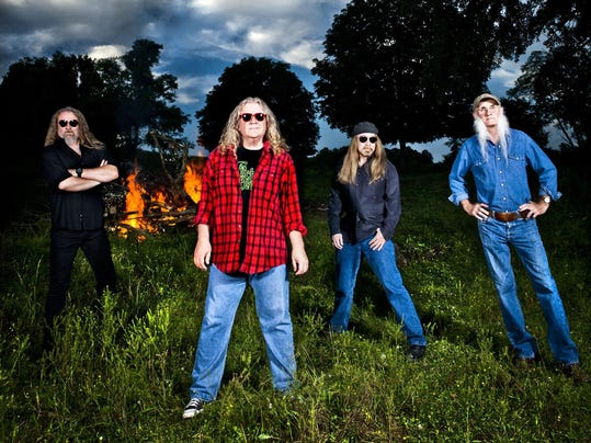 Kentucky Headhunters 2011