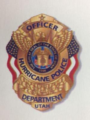 Hurricane City Police Department.