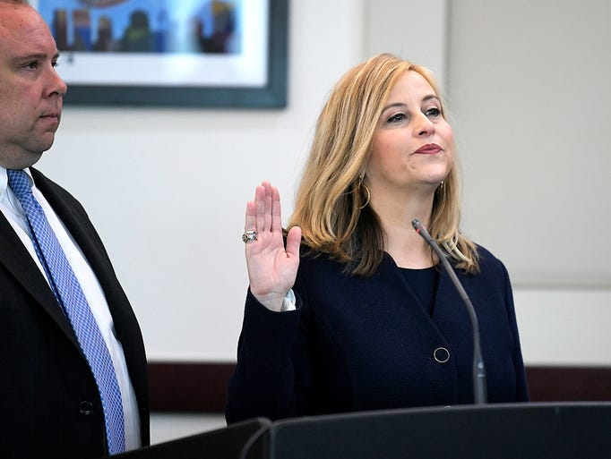 Nashville Mayor Megan Barry pleads guilty Tuesday,