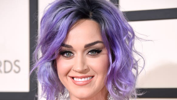 Katy Perry in February