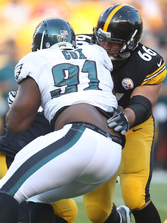 NFL: Preseason-Philadelphia Eagles at Pittsburgh Steelers