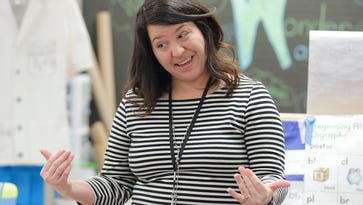 Golden Apple winner: Green Bay's Michelle Flicek