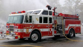 Saddle Brook Fire Department engine 3.