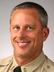Lt. Matt Sims of the Lincoln Parish Sheriff's Office.
