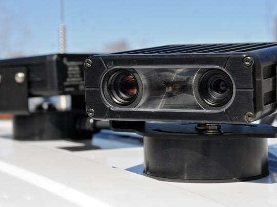 St  Cloud police to collect license plate data