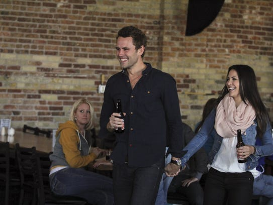 "Nick Viall goes from ""The Bachelorette"" to ""The Bachelor."""