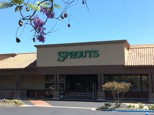 The fifth Ventura County location of  Sprouts Farmers Market will open Wednesday in the Camarillo Village Square shopping center.