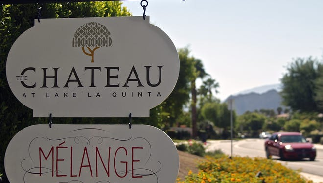 The Chateau at Lake La Quinta consists of a chateau-style boutique hotel with 24 guest suites that feature lake views, fireplaces, flat-screen televisions, among other amenities.