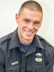 Police Officer Collin Rose, 29, was fatally shot Nov.
