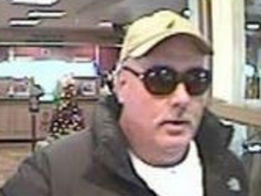 FBI arrests robbery suspect