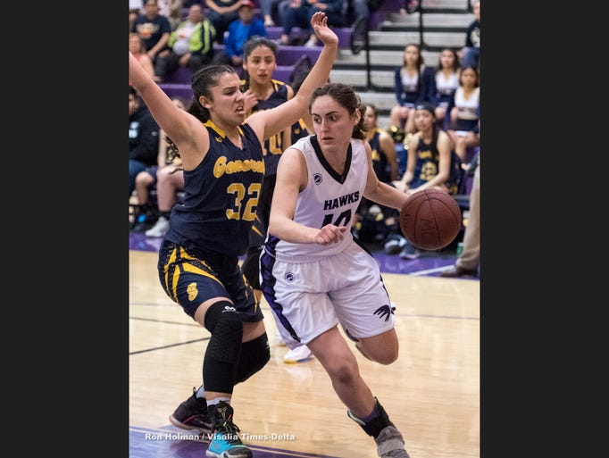 Mission Oak hosts Shafter in a CIF State Girls Basketball