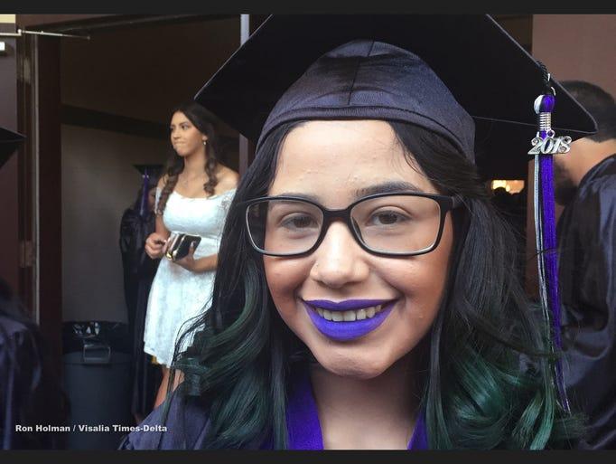 Mission Oak High School commencement ceremonies at