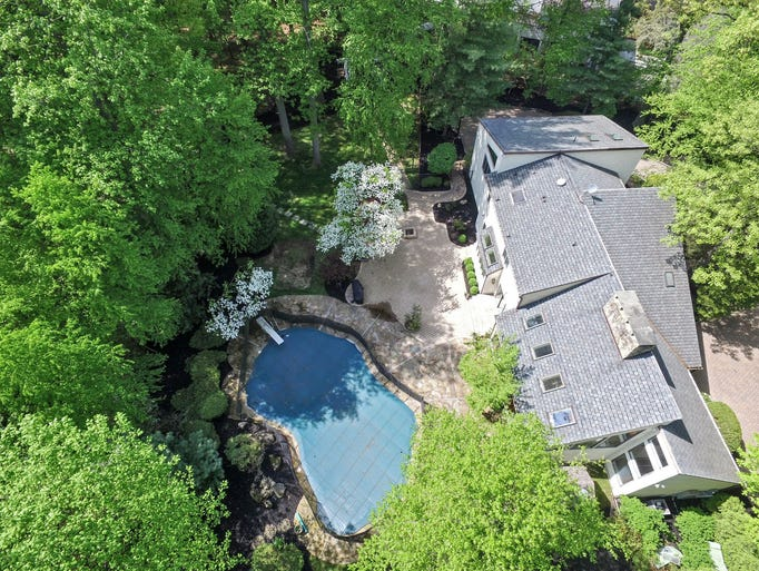 Comedian Tracy Morgan's Cresskill mansion is on the