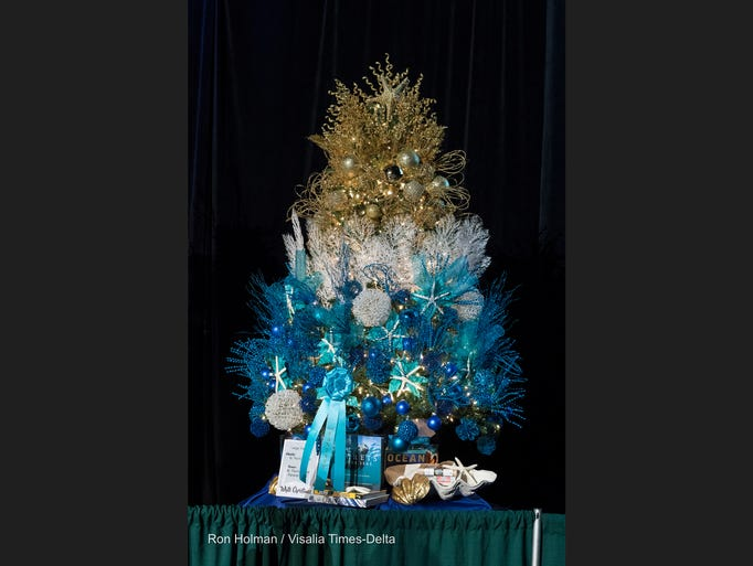 Visalia Christmas Tree Auction