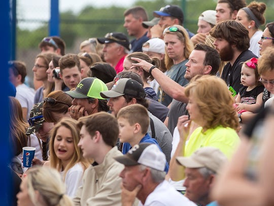 Rutherford County has hosted Spring Fling, the TSSAA's