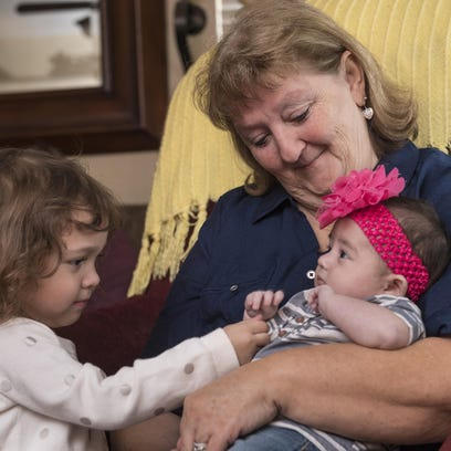Visalia family part of foster care for 30 years