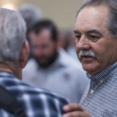 Local man honored as Tulare County Farmer of the Year