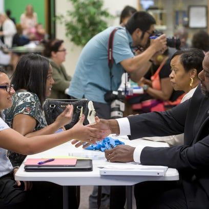 Teacher shortage looms over Detroit