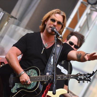 Craig Wayne Boyd postpones Weidner concert 'due to family obligations'