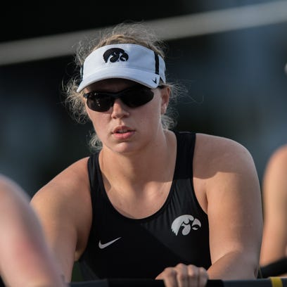 Meet two of the sophomores who powered Iowa's surge to NCAA rowing championships
