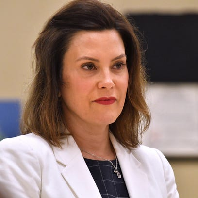 Whitmer, El-Sayed first to seek public aid for governor runs