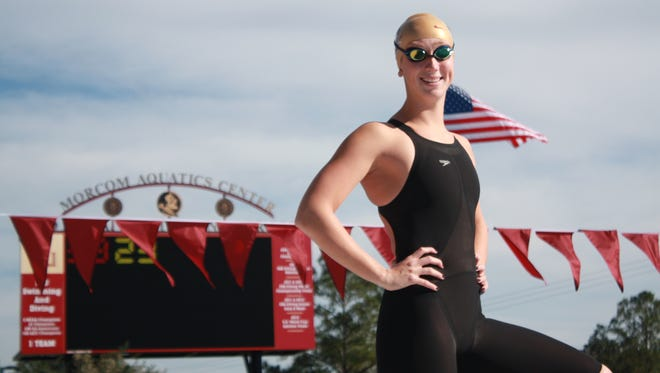 Natalie Pierce could represent FSU and the USA this summer in the 2016 Rio De Janeiro Olympics.