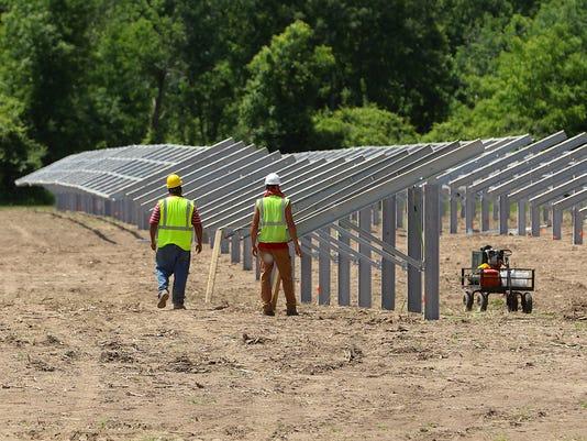 HWS solar farm