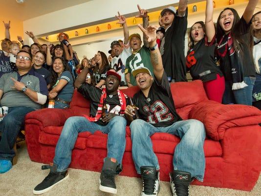 020517 - Super Bowl Party 1