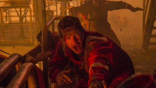 "Mark Wahlberg stars in ""Deepwater Horizon."""