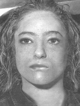 A photo recreation of what Mount Vernon's Jane Doe might have looked like,