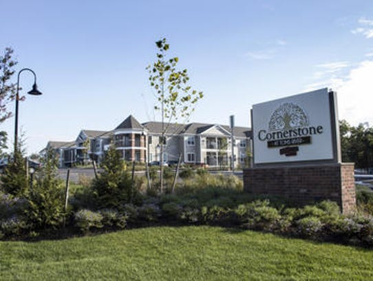 Cornerstone Commons in Toms River.