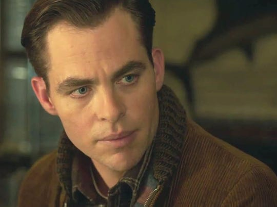 """Chris Pine is the star of """"The Finest Hours."""""""