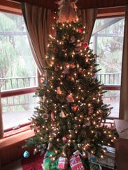 Christmas Legacy Prized Ornaments Adorn Our Holiday Trees