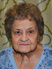 Ms. Dorothy Sammons loves to play Bingo and enjoys playing cards. She is also very proud of her children.
