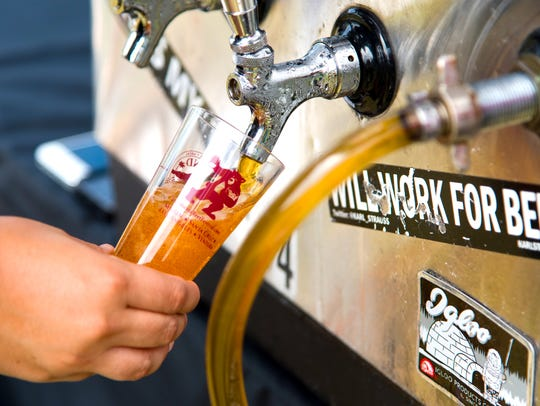 The California Beer Festival's 10th-annual appearance, slated for Sept. 15-16 in Plaza Park, will be its last.