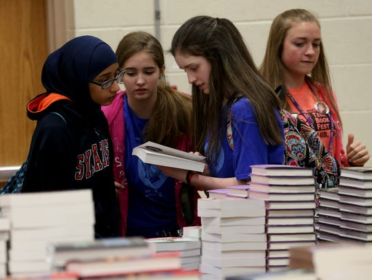 The Greater Rochester Teen Book Festival happens Saturday,