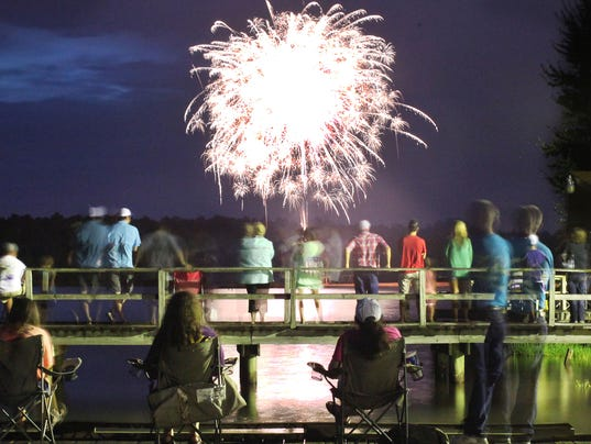 Little Black Creek's annual Fourth of July fireworks display | Gallery
