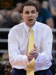 Virginia Commonwealth head coach Will Wade will be