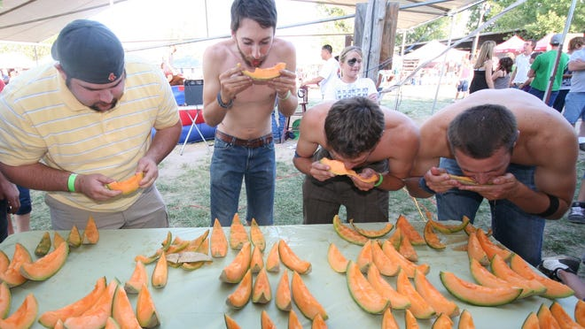Fallon's annual Cantaloupe Festival and Country Fair is set for Aug. 24-27.