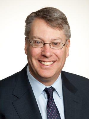 Steven V. Lant, interim CEO of United Way of Dutchess-Orange Region