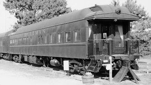 The Superb, President Warren G. Harding's private railroad
