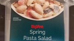 Hy-Vee customers sickened by tainted pasta salad file lawsuit