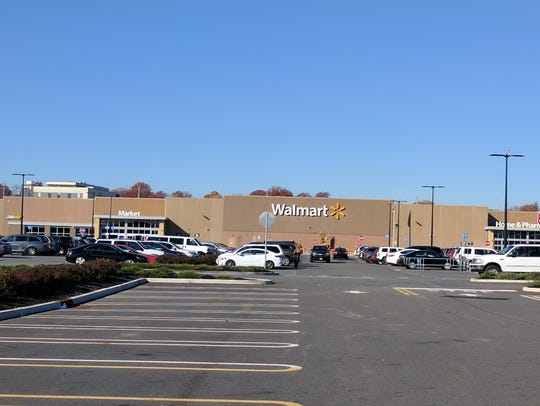 File photo of Walmart in Teterboro.