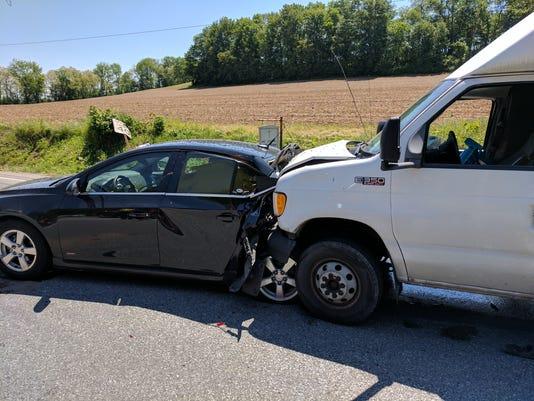 Heidelberg crash 5/17