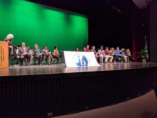 The Farmington Public Schools IB Academy recently celebrated