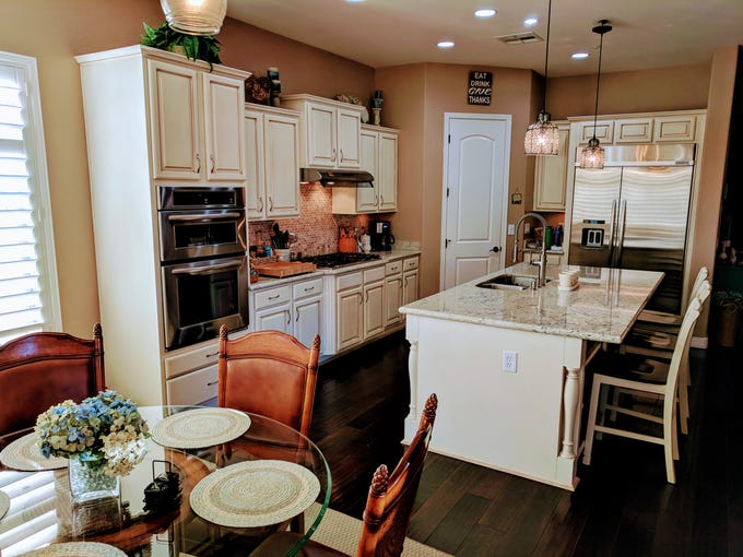 Couple builds dream home in Peoria master-planned community