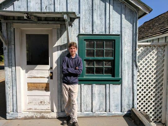 Aren Elliott in Monterey, Calif. Even the worst vacations