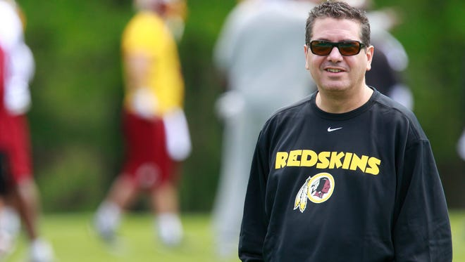 Dan Snyder has owned the Washington Redskins since 1999.