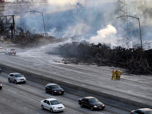 Los Angeles Fires (2)