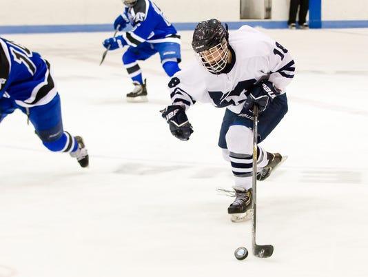 Middlebury women's hockey